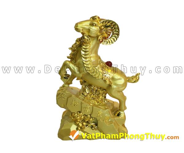 H001 102 mẫu tượng Dê Phong Thủy cực đẹp cho Tết 2015, món quà ý nghĩa số 1