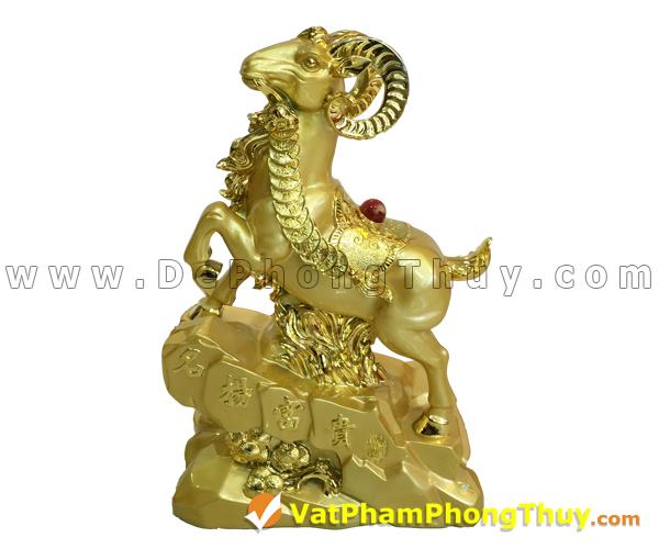H003 102 mẫu Tượng Dê Phong Thủy tuyệt đẹp và giá trị, món quà độc đáo may mắn