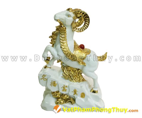 H004 102 mẫu Tượng Dê Phong Thủy tuyệt đẹp và giá trị, món quà độc đáo may mắn