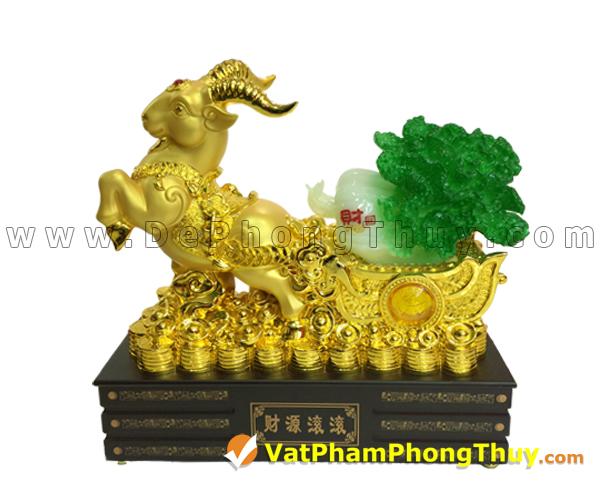 H007 102 mẫu tượng Dê Phong Thủy cực đẹp cho Tết 2015, món quà ý nghĩa số 1