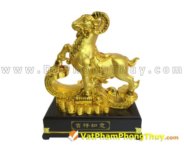 H008 102 mẫu Tượng Dê Phong Thủy tuyệt đẹp và giá trị, món quà độc đáo may mắn