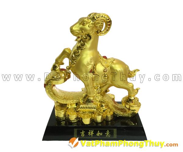 H009 102 mẫu tượng Dê Phong Thủy cực đẹp cho Tết 2015, món quà ý nghĩa số 1