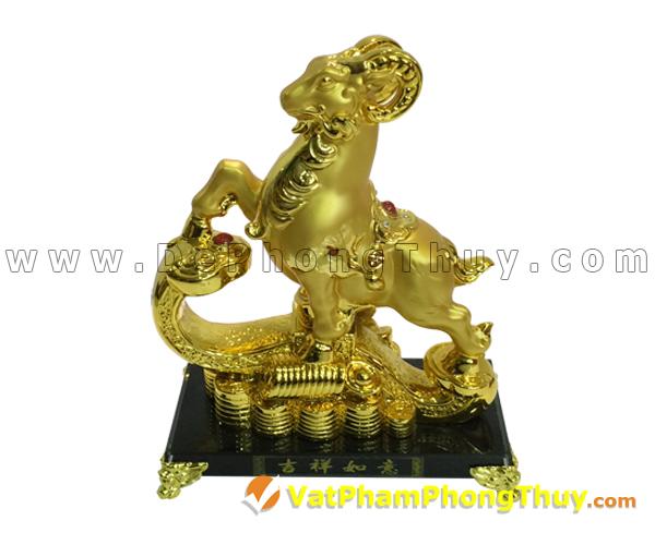 H011 102 mẫu Tượng Dê Phong Thủy tuyệt đẹp và giá trị, món quà độc đáo may mắn