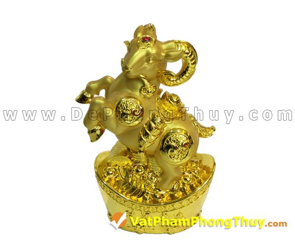 H013 102 mẫu tượng Dê Phong Thủy cực đẹp cho Tết 2015, món quà ý nghĩa số 1