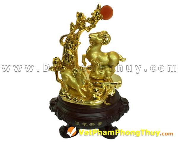 H020 102 mẫu tượng Dê Phong Thủy cực đẹp cho Tết 2015, món quà ý nghĩa số 1