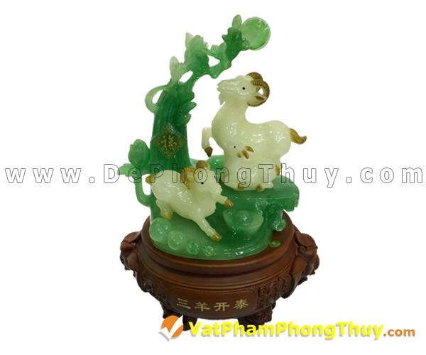 H021 102 mẫu Tượng Dê Phong Thủy tuyệt đẹp và giá trị, món quà độc đáo may mắn