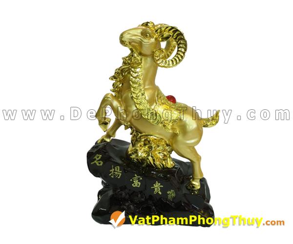 H026 102 mẫu tượng Dê Phong Thủy cực đẹp cho Tết 2015, món quà ý nghĩa số 1