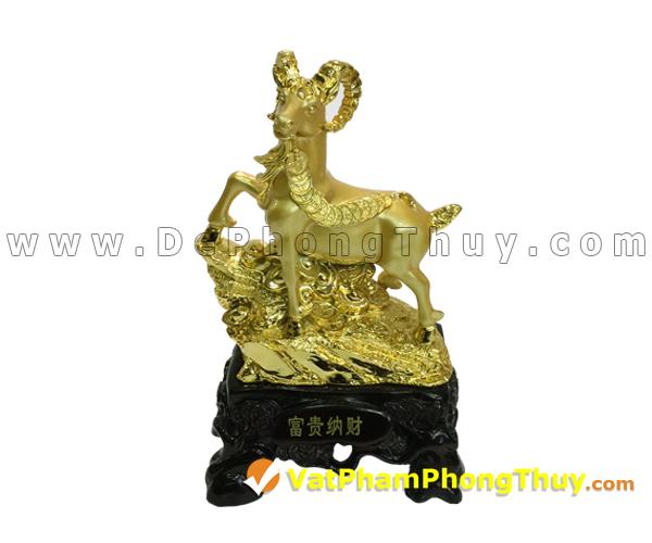 H030 102 mẫu Tượng Dê Phong Thủy tuyệt đẹp và giá trị, món quà độc đáo may mắn