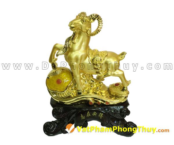 H034 102 mẫu tượng Dê Phong Thủy cực đẹp cho Tết 2015, món quà ý nghĩa số 1