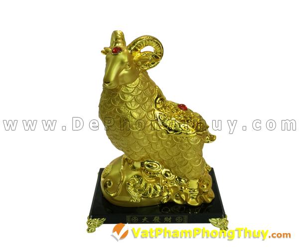 H035 102 mẫu Tượng Dê Phong Thủy tuyệt đẹp và giá trị, món quà độc đáo may mắn