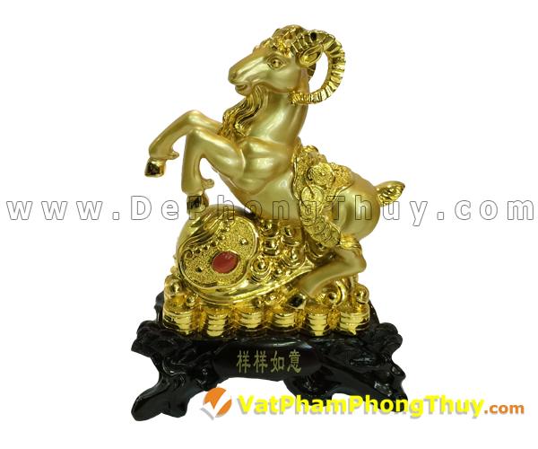 H036 102 mẫu tượng Dê Phong Thủy cực đẹp cho Tết 2015, món quà ý nghĩa số 1