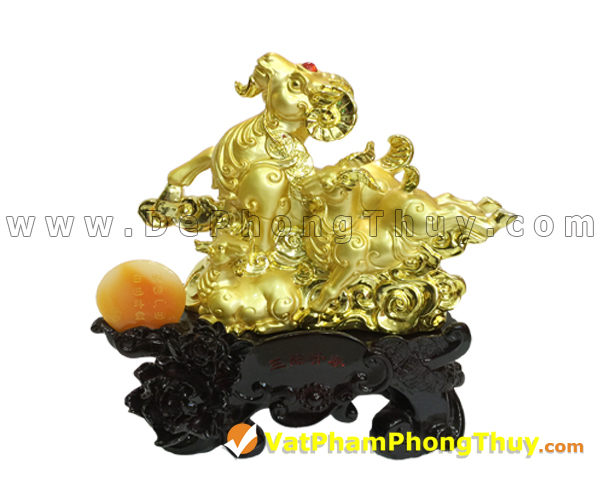 H038 102 mẫu Tượng Dê Phong Thủy tuyệt đẹp và giá trị, món quà độc đáo may mắn