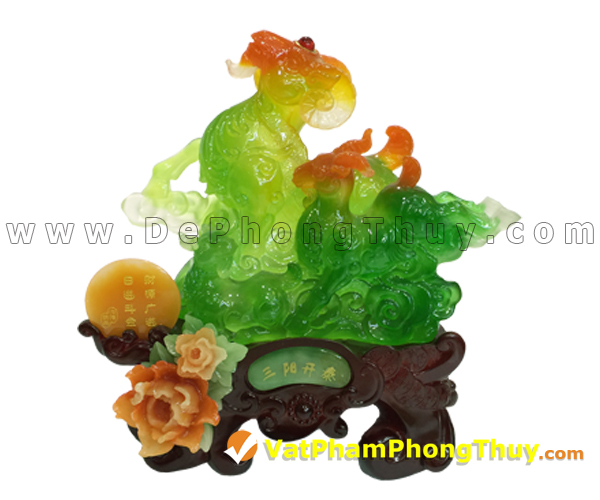 H039 102 mẫu tượng Dê Phong Thủy cực đẹp cho Tết 2015, món quà ý nghĩa số 1
