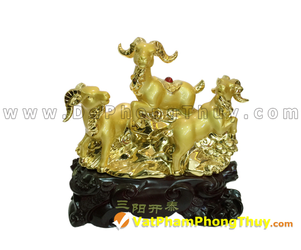 H040 102 mẫu tượng Dê Phong Thủy cực đẹp cho Tết 2015, món quà ý nghĩa số 1