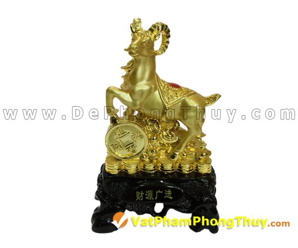 H042 102 mẫu tượng Dê Phong Thủy cực đẹp cho Tết 2015, món quà ý nghĩa số 1