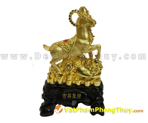H043 102 mẫu tượng Dê Phong Thủy cực đẹp cho Tết 2015, món quà ý nghĩa số 1