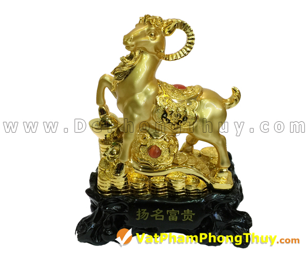 H044 102 mẫu tượng Dê Phong Thủy cực đẹp cho Tết 2015, món quà ý nghĩa số 1