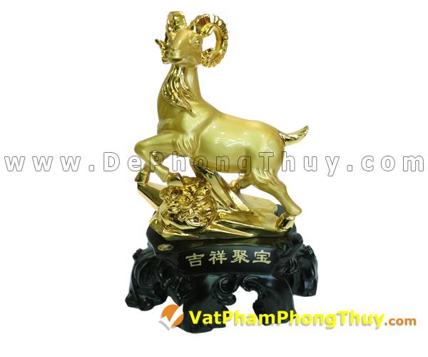 H046 102 mẫu tượng Dê Phong Thủy cực đẹp cho Tết 2015, món quà ý nghĩa số 1
