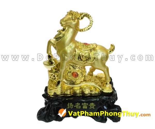 H049 102 mẫu Tượng Dê Phong Thủy tuyệt đẹp và giá trị, món quà độc đáo may mắn