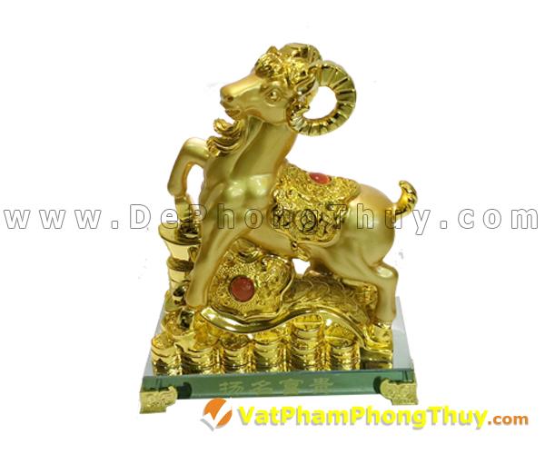 H051 102 mẫu tượng Dê Phong Thủy cực đẹp cho Tết 2015, món quà ý nghĩa số 1