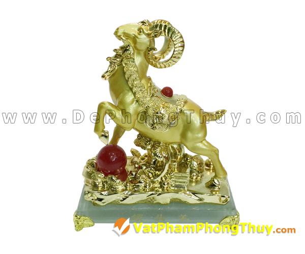 H055 102 mẫu tượng Dê Phong Thủy cực đẹp cho Tết 2015, món quà ý nghĩa số 1