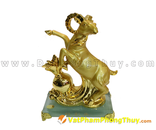 H057 102 mẫu tượng Dê Phong Thủy cực đẹp cho Tết 2015, món quà ý nghĩa số 1