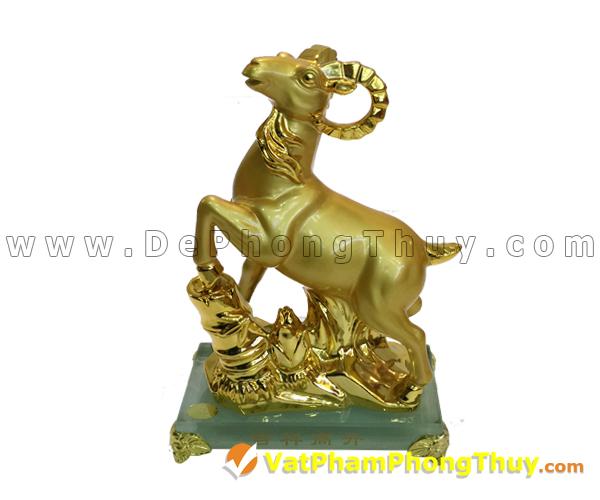 H058 102 mẫu tượng Dê Phong Thủy cực đẹp cho Tết 2015, món quà ý nghĩa số 1