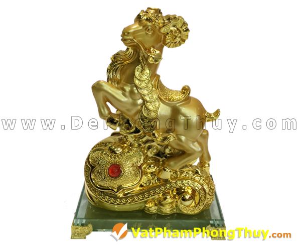 H060 102 mẫu tượng Dê Phong Thủy cực đẹp cho Tết 2015, món quà ý nghĩa số 1