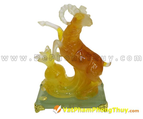 H062 102 mẫu tượng Dê Phong Thủy cực đẹp cho Tết 2015, món quà ý nghĩa số 1