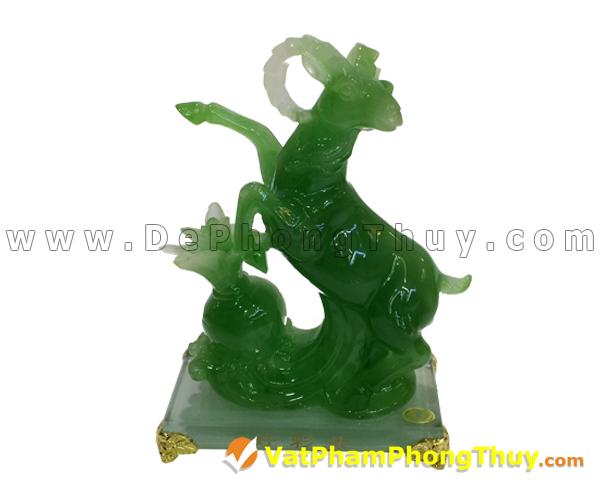 H063 102 mẫu Tượng Dê Phong Thủy tuyệt đẹp và giá trị, món quà độc đáo may mắn