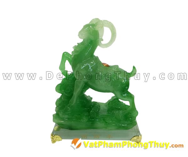 H065 102 mẫu Tượng Dê Phong Thủy tuyệt đẹp và giá trị, món quà độc đáo may mắn