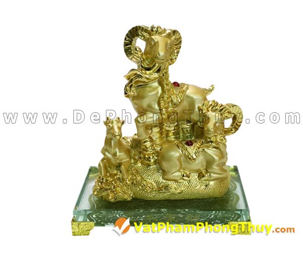 H067 102 mẫu tượng Dê Phong Thủy cực đẹp cho Tết 2015, món quà ý nghĩa số 1