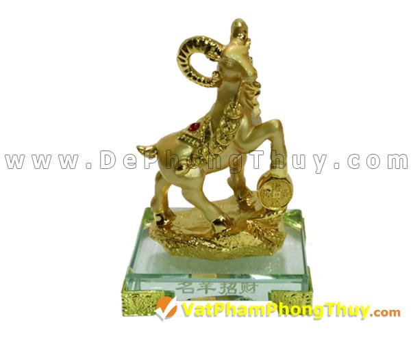 H074 102 mẫu Tượng Dê Phong Thủy tuyệt đẹp và giá trị, món quà độc đáo may mắn