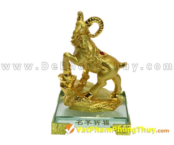 H075 102 mẫu tượng Dê Phong Thủy cực đẹp cho Tết 2015, món quà ý nghĩa số 1