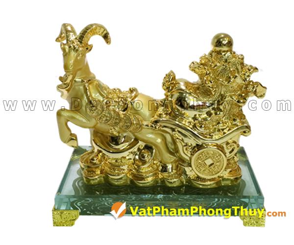 H076 102 mẫu tượng Dê Phong Thủy cực đẹp cho Tết 2015, món quà ý nghĩa số 1