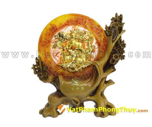 H078 102 mẫu tượng Dê Phong Thủy cực đẹp cho Tết 2015, món quà ý nghĩa số 1