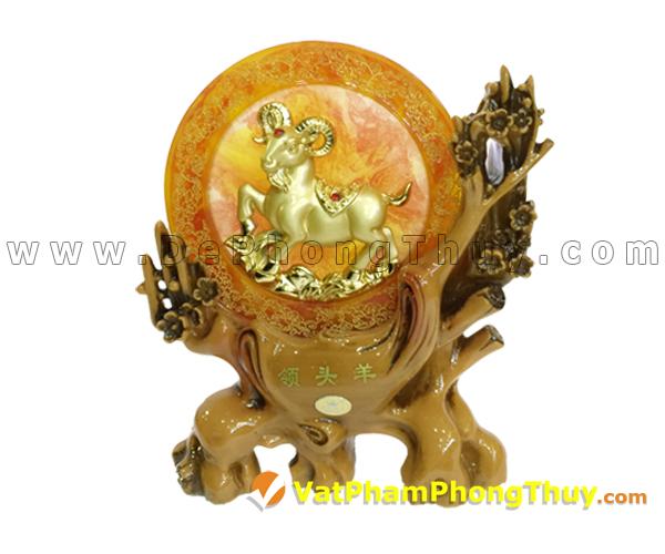 H083 102 mẫu tượng Dê Phong Thủy cực đẹp cho Tết 2015, món quà ý nghĩa số 1