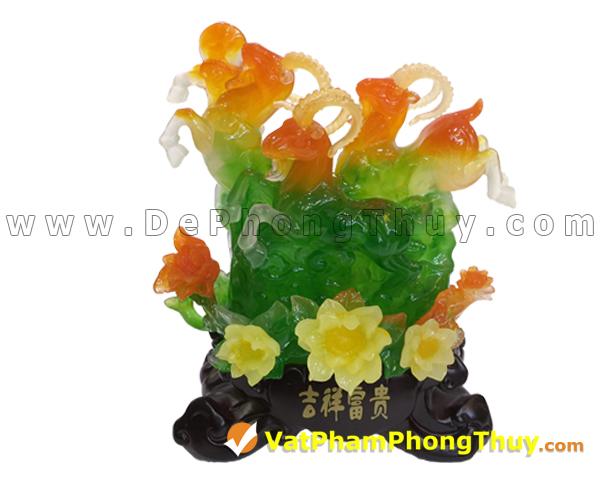 H084 102 mẫu Tượng Dê Phong Thủy tuyệt đẹp và giá trị, món quà độc đáo may mắn