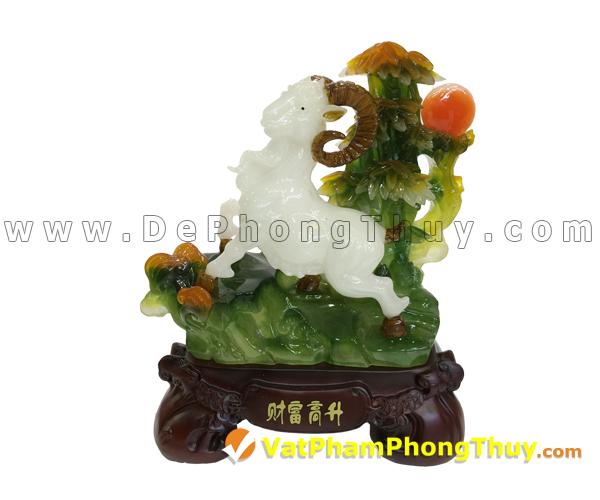 H089 102 mẫu tượng Dê Phong Thủy cực đẹp cho Tết 2015, món quà ý nghĩa số 1