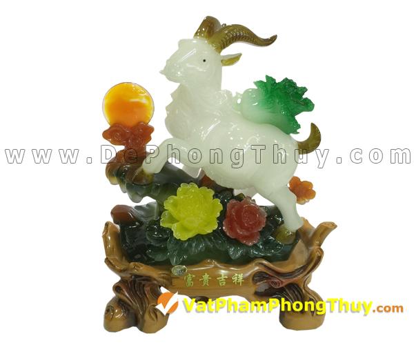 H090 102 mẫu tượng Dê Phong Thủy cực đẹp cho Tết 2015, món quà ý nghĩa số 1