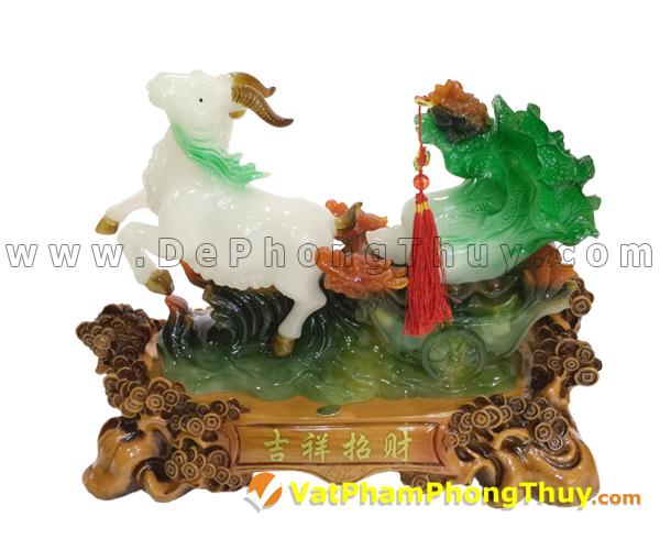 H093 102 mẫu tượng Dê Phong Thủy cực đẹp cho Tết 2015, món quà ý nghĩa số 1