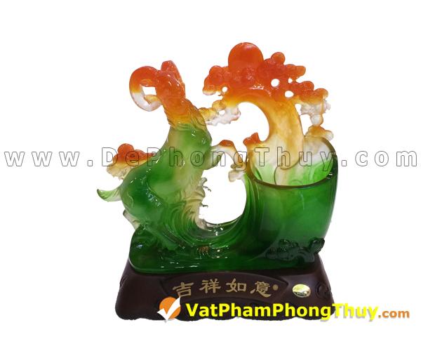 H094 102 mẫu tượng Dê Phong Thủy cực đẹp cho Tết 2015, món quà ý nghĩa số 1