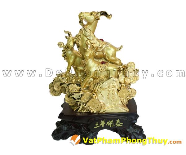 H095 102 mẫu Tượng Dê Phong Thủy tuyệt đẹp và giá trị, món quà độc đáo may mắn