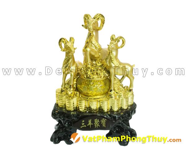 H096 102 mẫu Tượng Dê Phong Thủy tuyệt đẹp và giá trị, món quà độc đáo may mắn