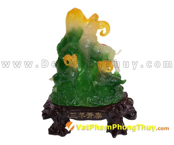 H097 102 mẫu tượng Dê Phong Thủy cực đẹp cho Tết 2015, món quà ý nghĩa số 1