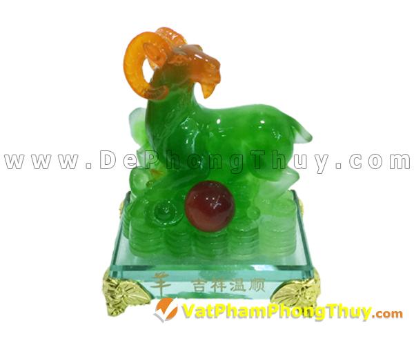 H102 102 mẫu tượng Dê Phong Thủy cực đẹp cho Tết 2015, món quà ý nghĩa số 1