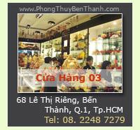 Cửa Hàng Phong Thủy Bến Thành - Trực thuộc Hệ Thống Cửa Hàng VatPhamPhongThuy.com