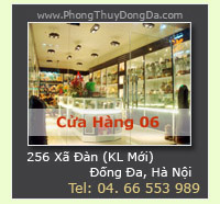Ca Hng Phong Thy ng a - Trc thuc H Thng Ca Hng VatPhamPhongThuy.com