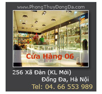 Cửa Hàng Phong Thủy Đống Đa - Trực thuộc Hệ Thống Cửa Hàng VatPhamPhongThuy.com