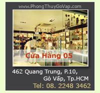 Cửa Hàng Phong Thủy Gò Vấp - Trực thuộc Hệ Thống Cửa Hàng VatPhamPhongThuy.com